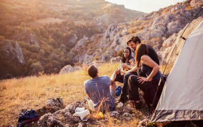 Tips for Frugal Fall Camping