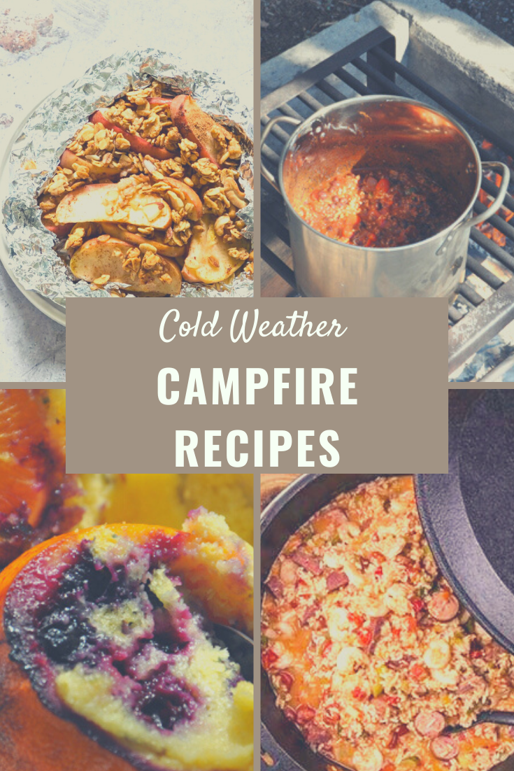 cold weather campfire recipes