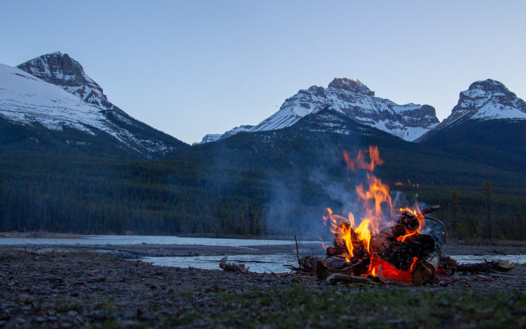 Cold Weather Camping Recipes