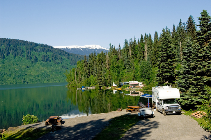 Keep Cool in Your RV Without Running The AC All the Time