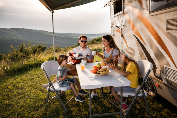 RV Necessities for Awesome Outdoor Living