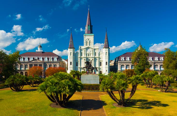 Where to See Fall Foliage in Louisiana